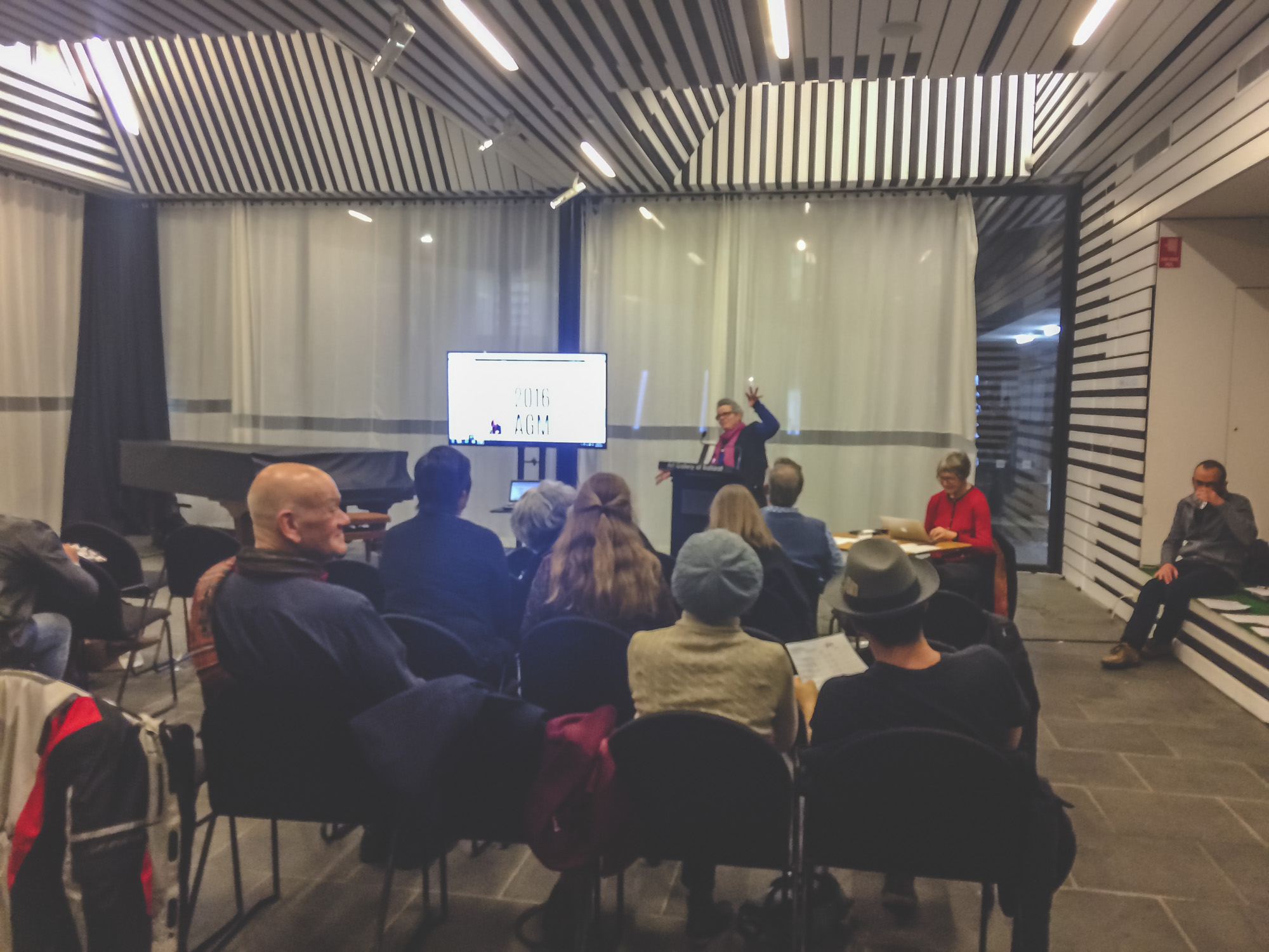 Ballarat Arts Alive Annual General Meeting Art Gallery